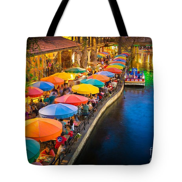 The Riverwalk Tote Bag