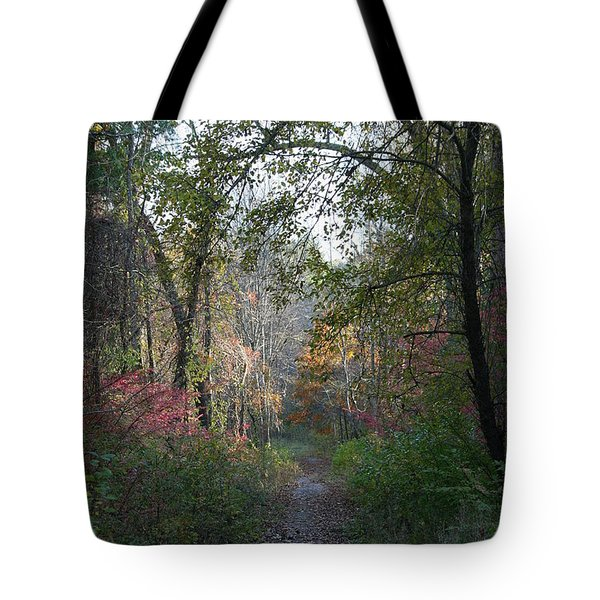 The Road Ahead No.2 Tote Bag