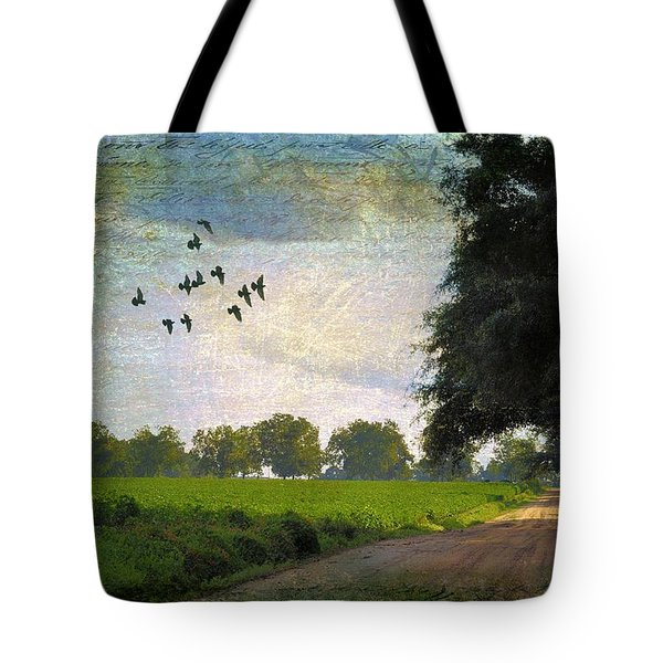 The Road Home Tote Bag