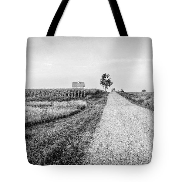 The Road Home Tote Bag by Jeff Burton