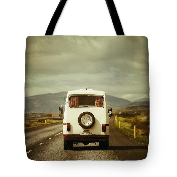 The Road Trip Tote Bag