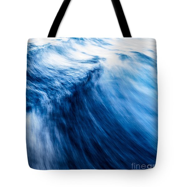 The Roar Of The Sea Tote Bag