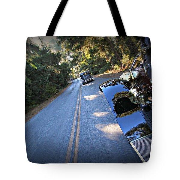 The Roaring Simplex Tote Bag