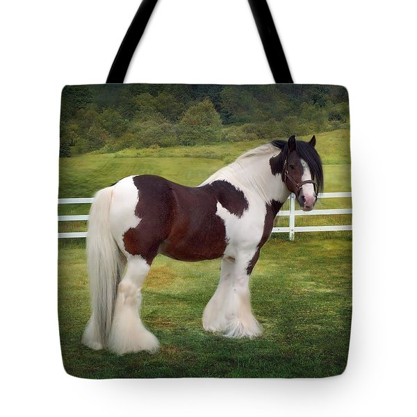 The Rock Tote Bag by Fran J Scott
