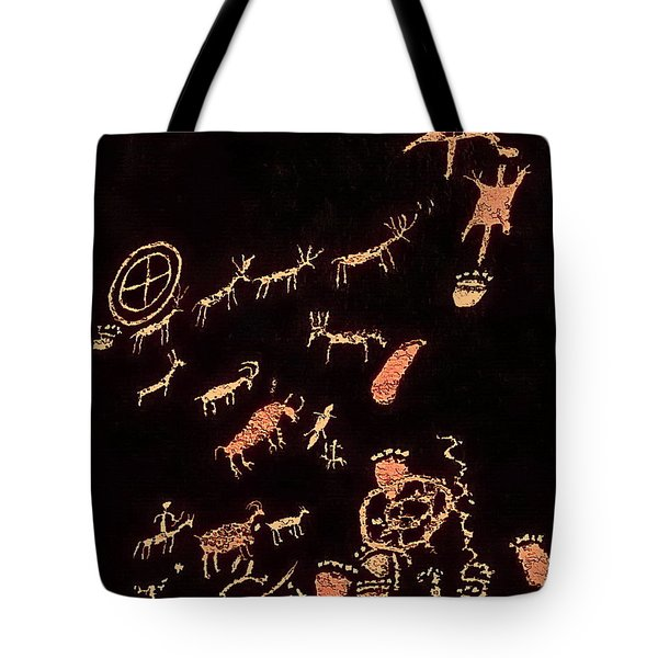 The Rock That Tells A Story 1 Tote Bag