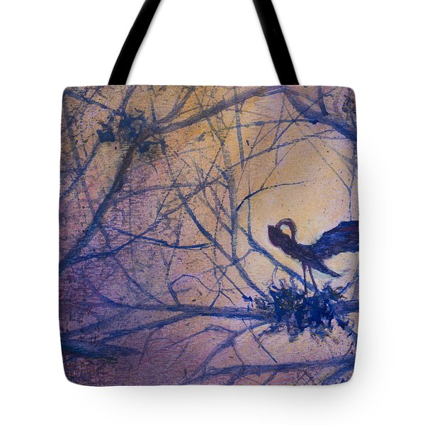 The Rookery Revisited Tote Bag