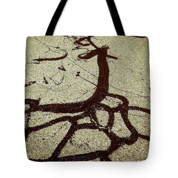 The Roots Tote Bag by Fei A