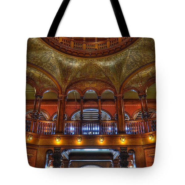 The Rotunda 2 Tote Bag