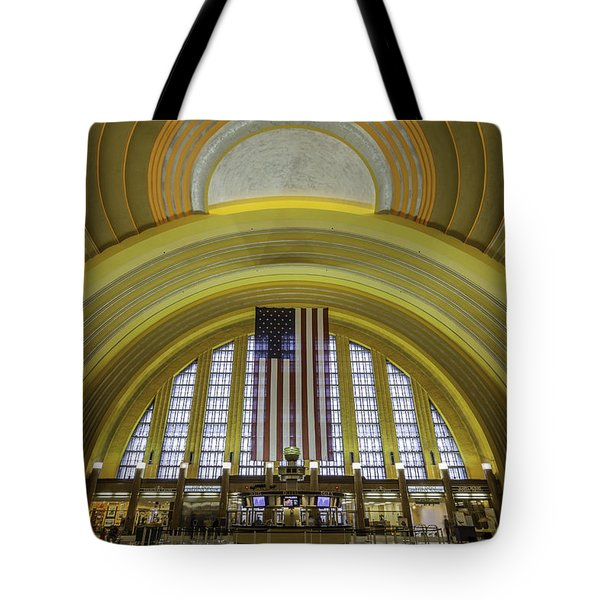 The Rotunda Tote Bag by Keith Allen