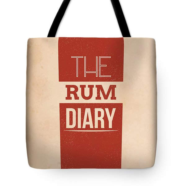 The Rum Diary Tote Bag