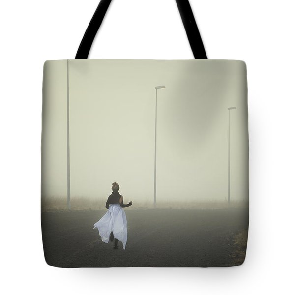 The Runnaway Bride Tote Bag