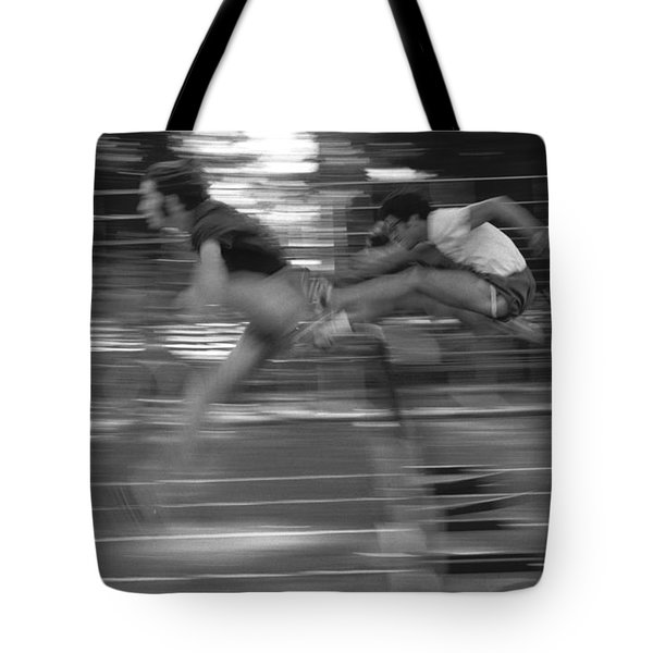 The Runners Tote Bag