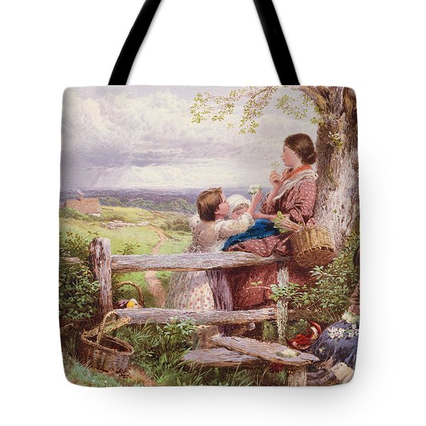 The Rustic Stile Tote Bag