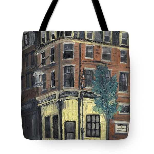 The Rusty Hammer Tote Bag