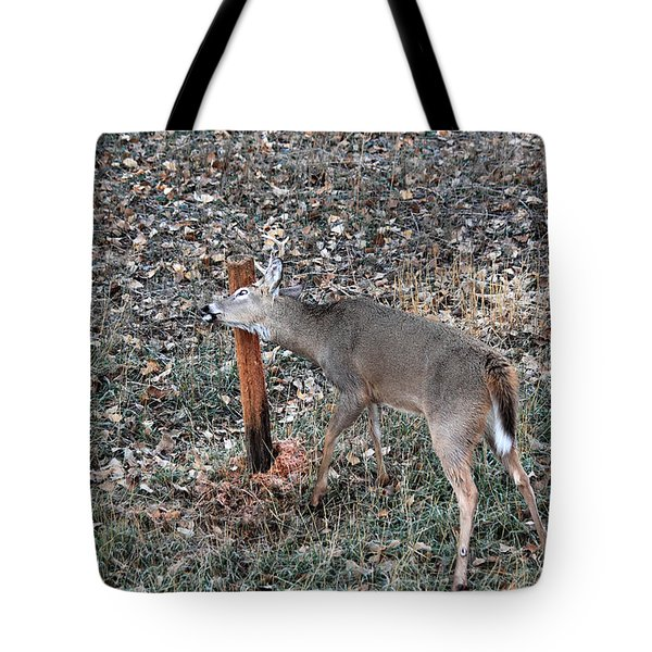 The Rut Tote Bag