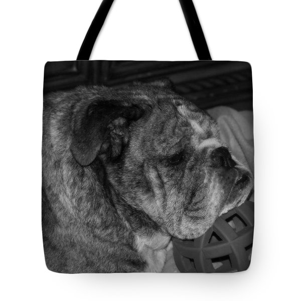 The Sacred Ballie Tote Bag