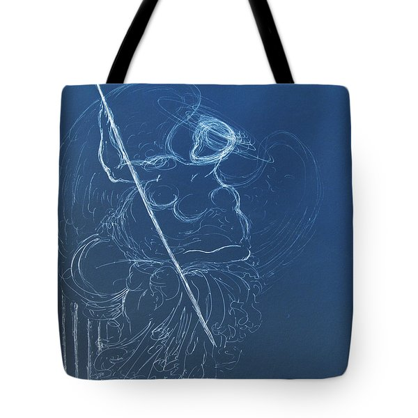 The Sacred Feminine  Tote Bag