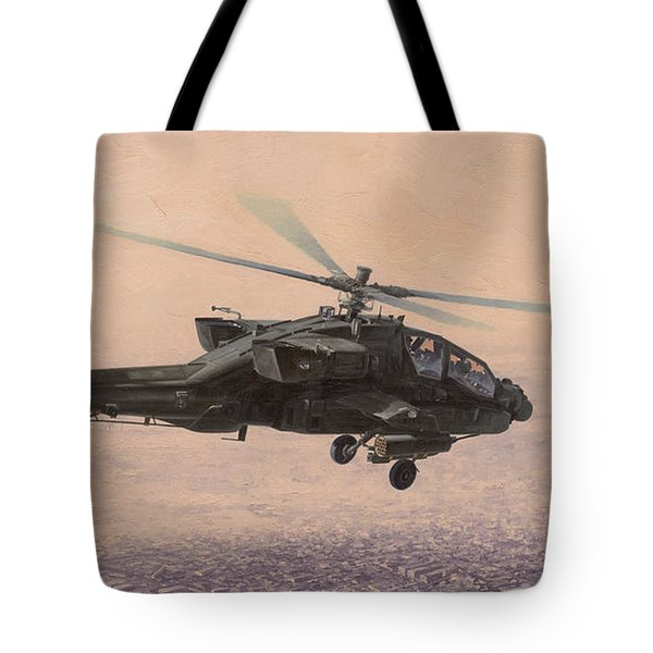 The Sadr City Flying Club Tote Bag by Wade Meyers