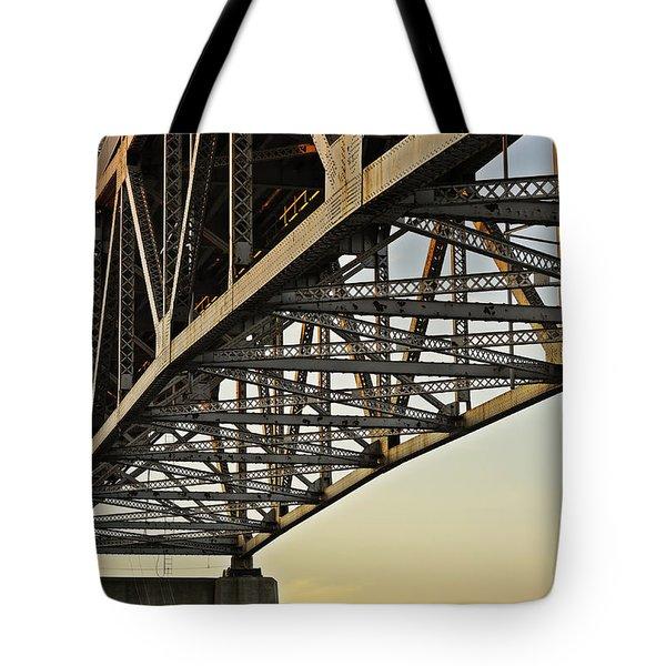The Sagamore Bridge Tote Bag