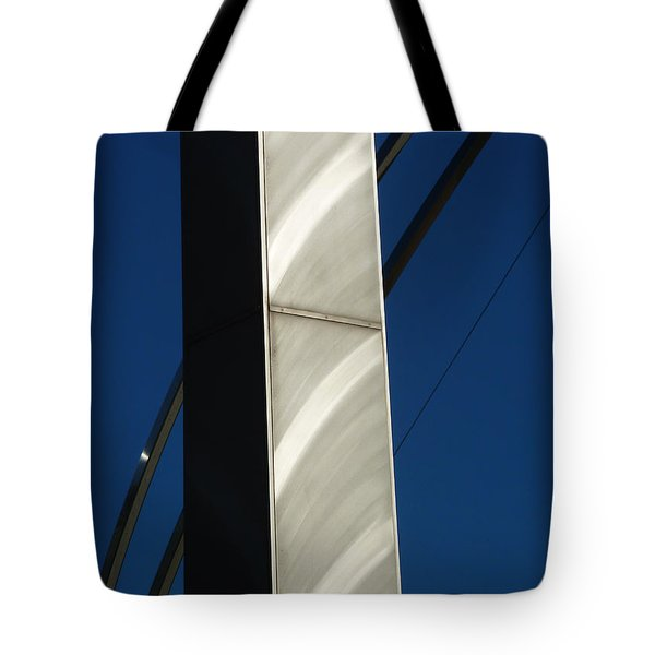 The Sail Sculpture  Tote Bag