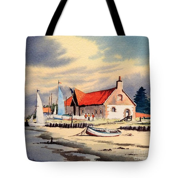The Sailing Club  Tote Bag by Bill Holkham