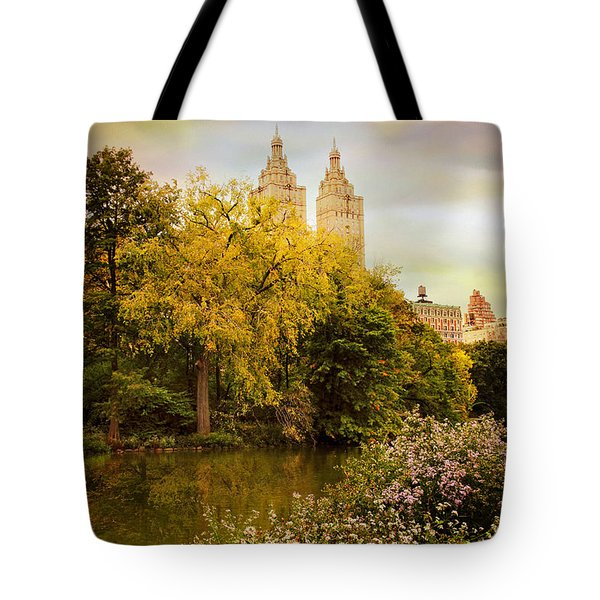 Tote Bag featuring the photograph The San Remo by Jessica Jenney