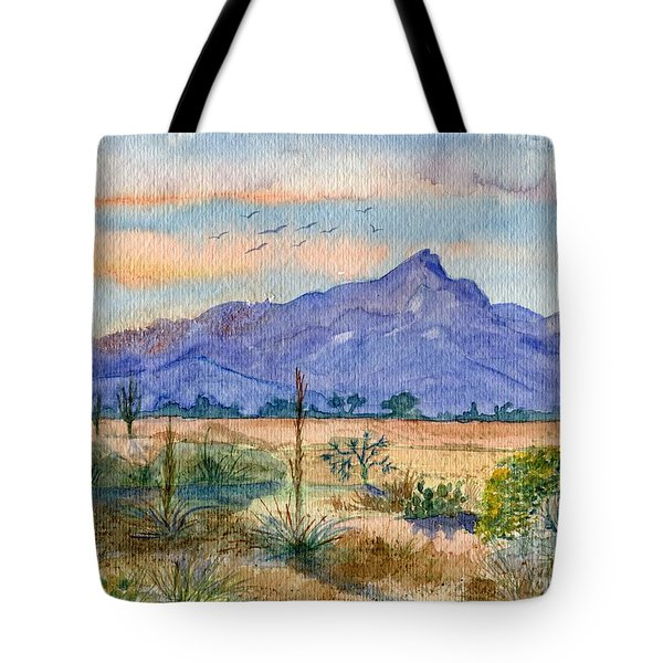 The San Tans Tote Bag