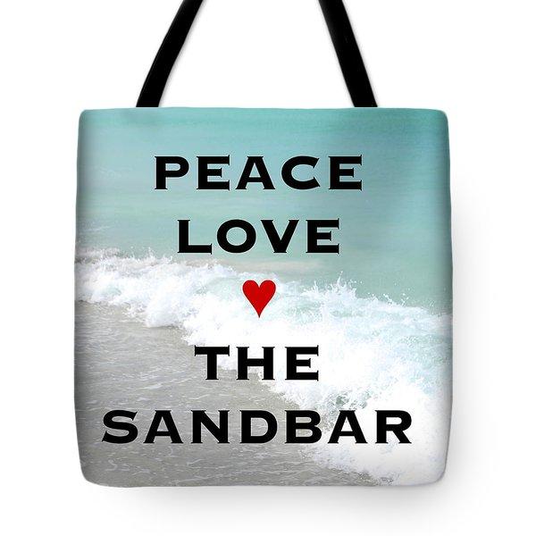 Tote Bag featuring the photograph The Sandbar Restaurant Anna Maria Island by Margie Amberge