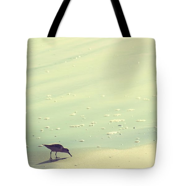 The Sandpiper Tote Bag by Amy Tyler