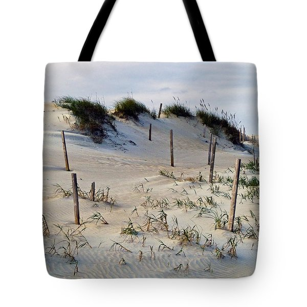 The Sands Of Obx II Tote Bag