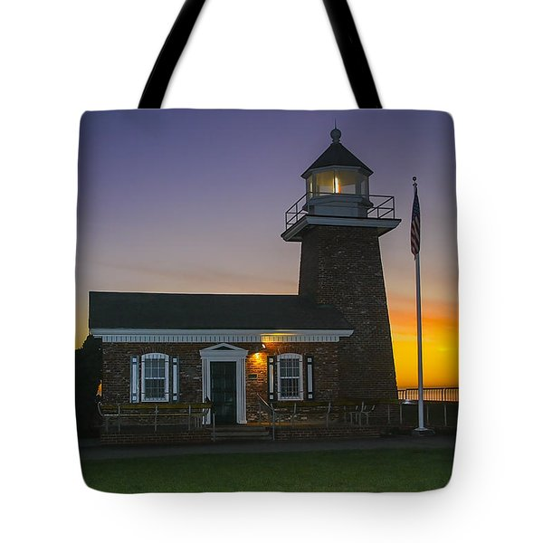 The Santa Cruz Surfing Museum Tote Bag
