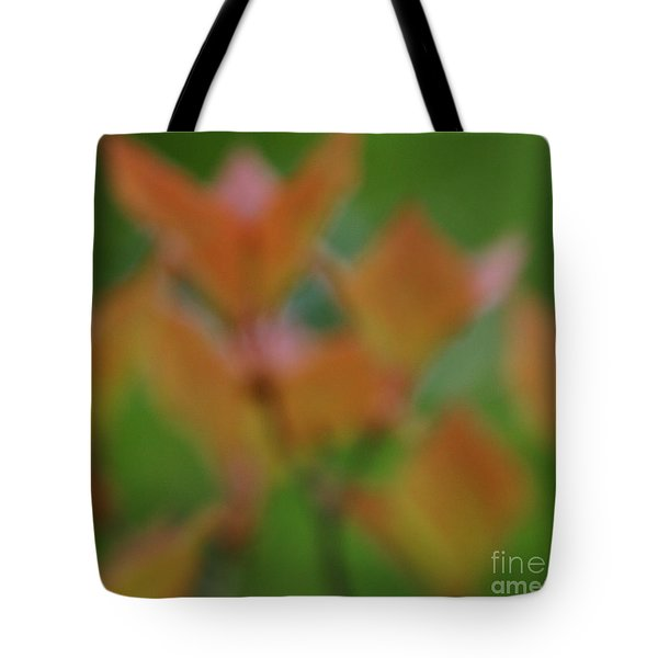 The Scent Of Mountain Flowers Tote Bag