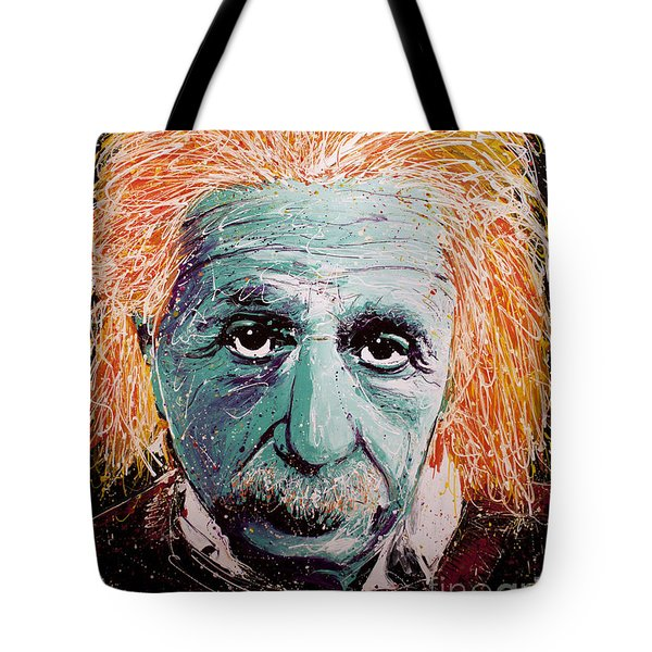 The Scientist Tote Bag