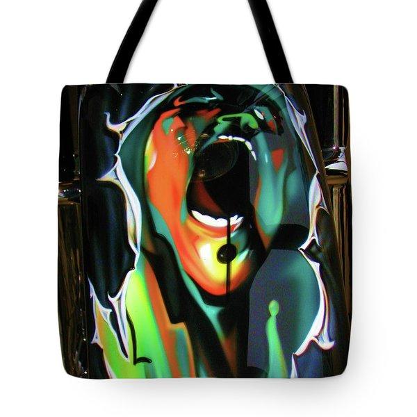 The Scream - Pink Floyd Tote Bag