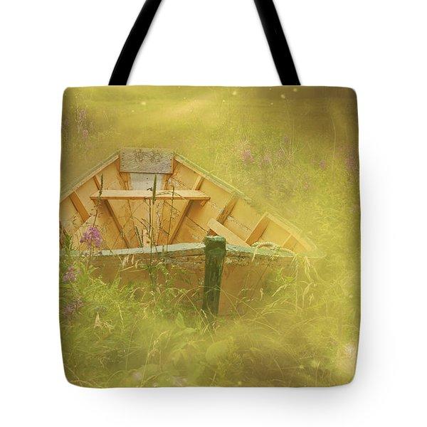 The Sea Of Dreams... Tote Bag