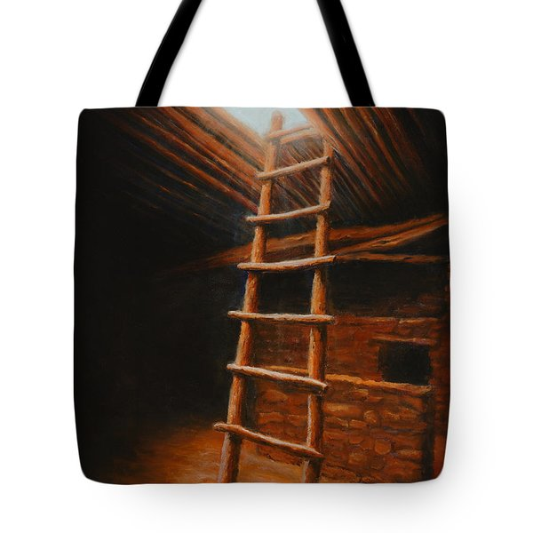 The Second World Tote Bag by Jerry McElroy