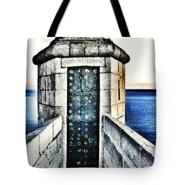 The Secret Door Tote Bag