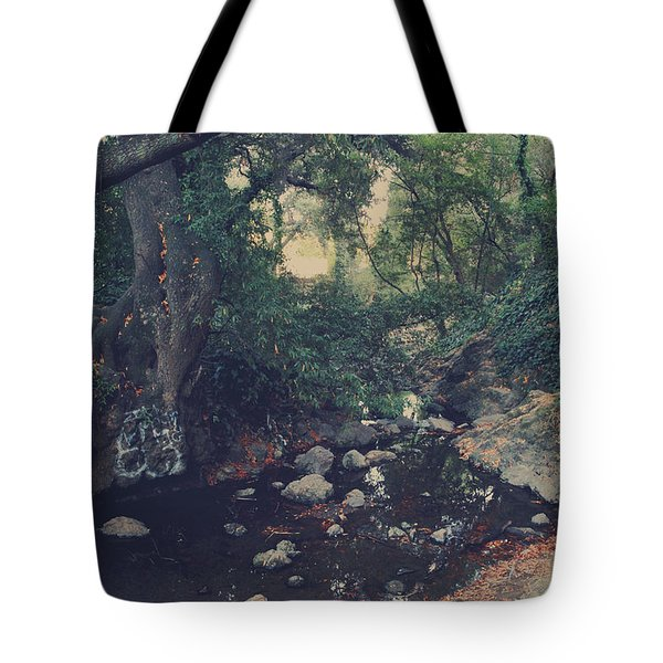 The Secret Spot Tote Bag by Laurie Search