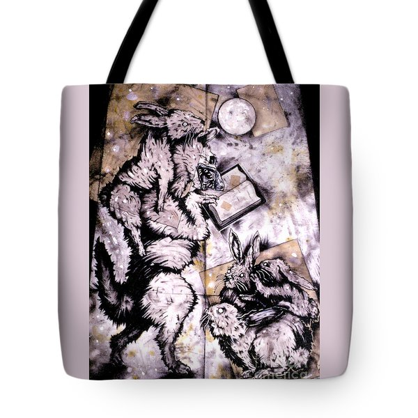 The Seduction Tote Bag by Sol Robbins