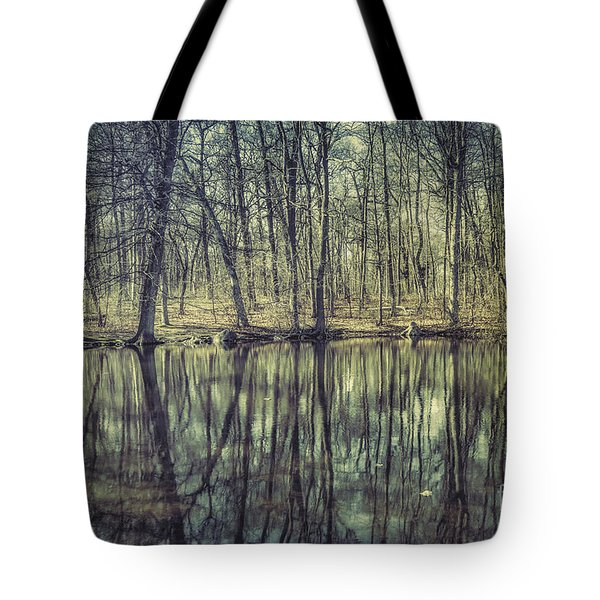 The Sentient Forest Tote Bag