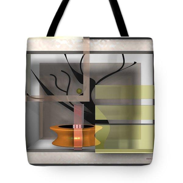 The Shade A Bonsai Tote Bag