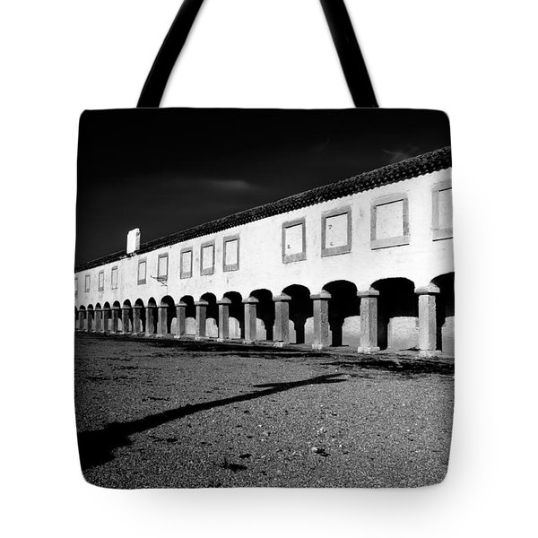 Tote Bag featuring the photograph The Shadow by Edgar Laureano