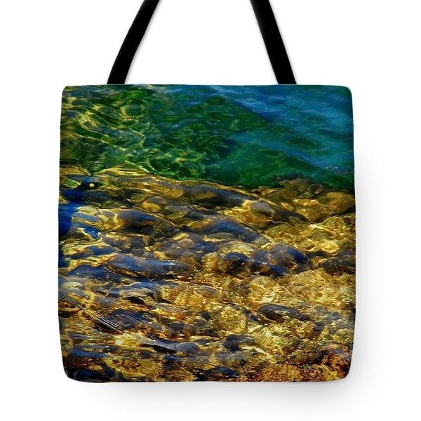 The Shallows Tote Bag by Andrea Kollo