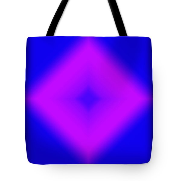 Shape Of Attraction Tote Bag