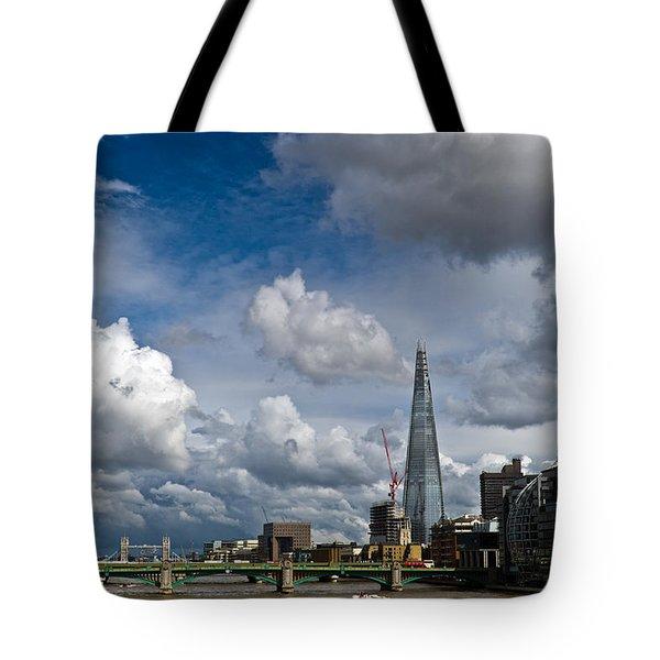 The Shard At Southwark Tote Bag