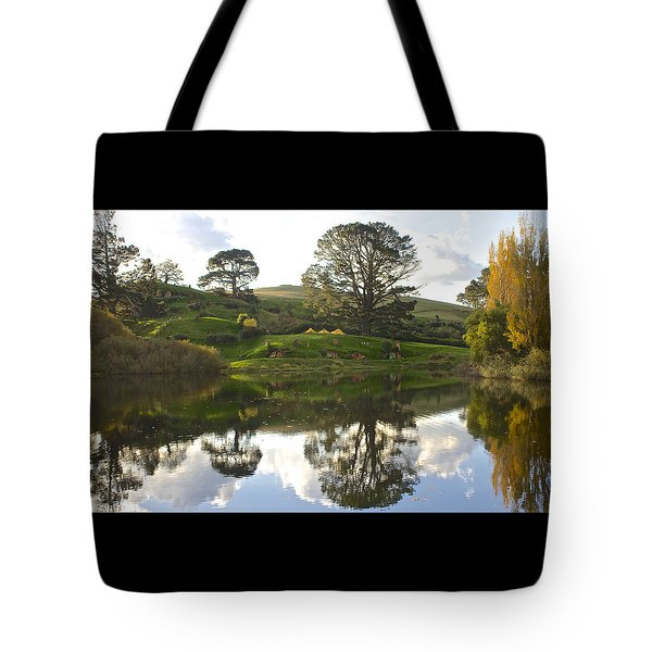 The Shire Middle Earth Tote Bag
