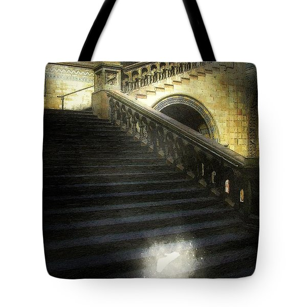 The Shoe Forgotten Tote Bag by RC deWinter