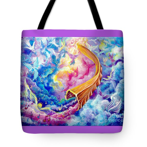The Shofar Tote Bag