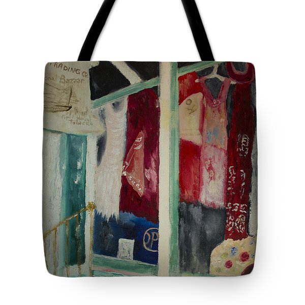 The Shop In New Paltz Tote Bag by Aleezah Selinger