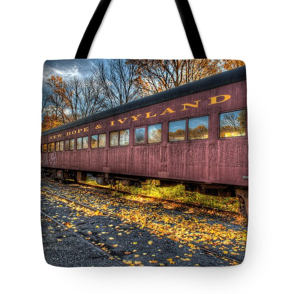 The Siding Tote Bag